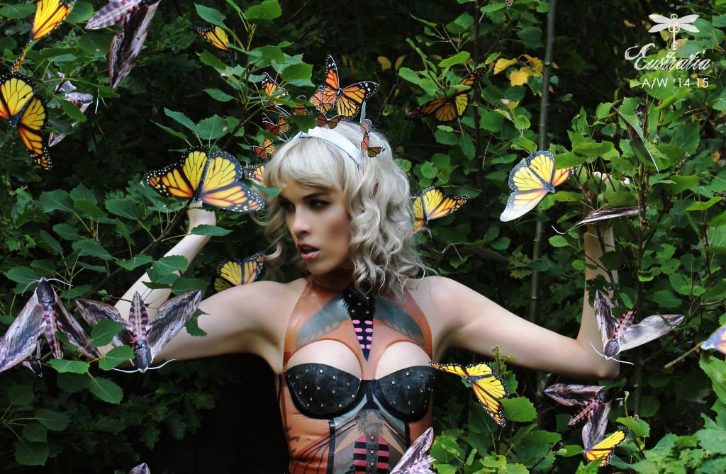 hazel butterflies close copy