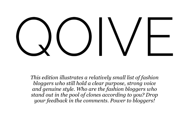 Magazine Quotes Glamorous Qoive Magazine Feature  Aesthetic Contradiction