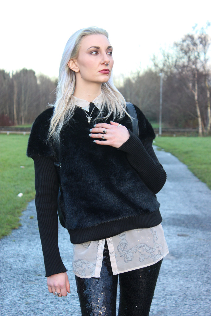 fur jumper aestheticcontradiction blogger 2